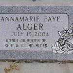 Annamarie Faye Alger