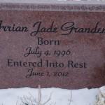 Arrian Jade Granden