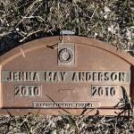 Jenna May Anderson