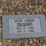 Katie Louise Milburn