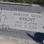Keirstan Nicole Wright