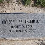 Maisen Lee Thornton