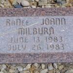 RaNee Joann Milburn