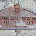 Rachel Raye Eells