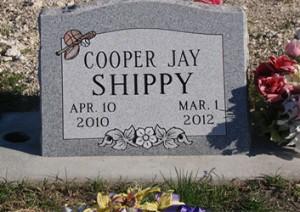 Cooper Jay Shippy, victim of religion-based child abuse in Idaho