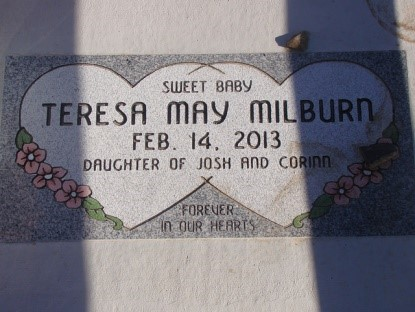 teresa may milburn