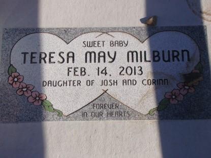 teresa may milburn